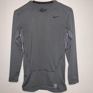Nike Shirts - Nike Pro Combat Men's Long Sleeve Size Small